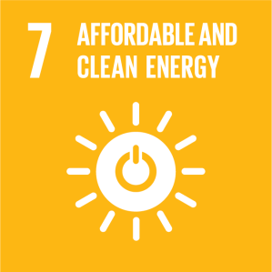 SDG 7 Affordable & Clean Energy